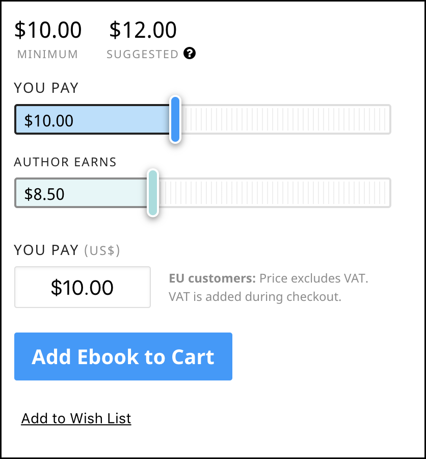 Pricing Examples: Pricing Examples: How To Structure Your Pricing (w