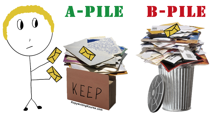 A-pile-B-pile Theory Halbert
