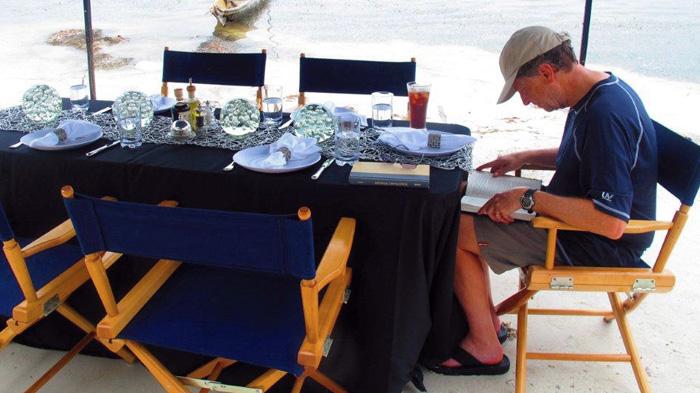 Bill Gates Reading Vacation