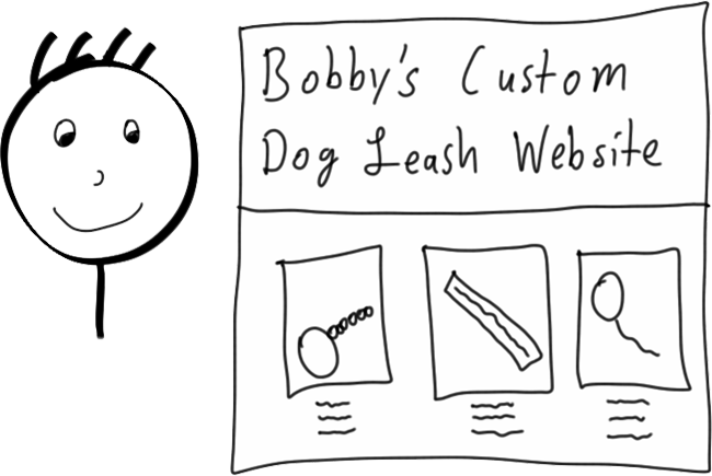 leashes-example-website