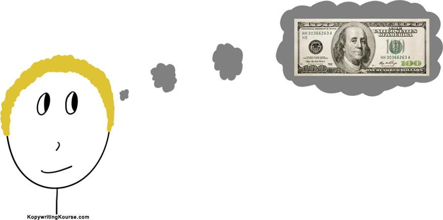 Make 100 Dollars Banner