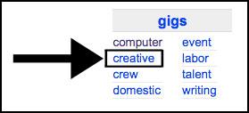 Craigslist vancouver writing gigs