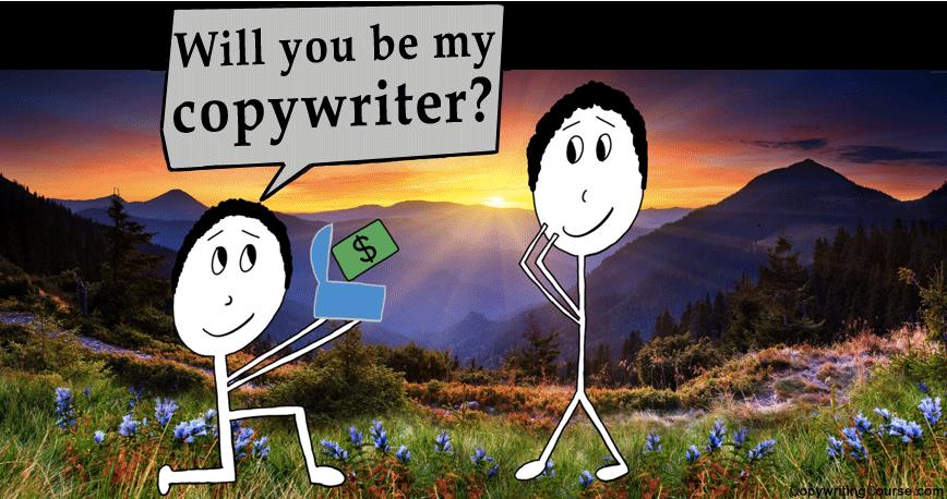 Will You Be My Copywriter