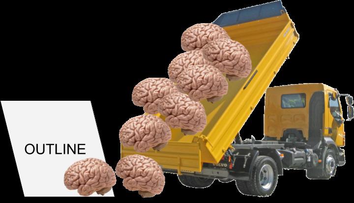 brain dump