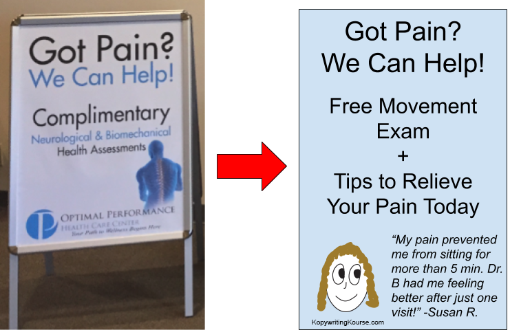 Physical Therapy Advertisement