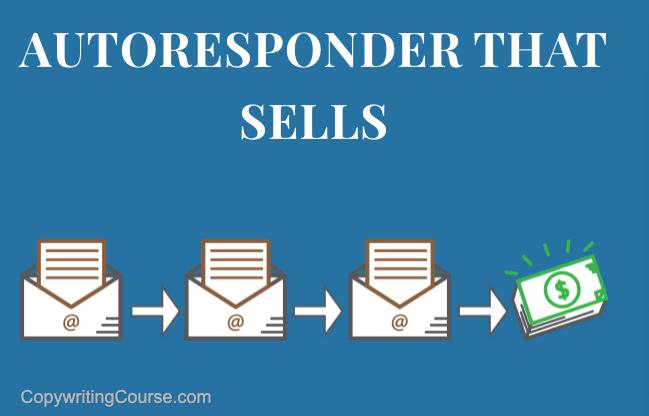 autoresponder that sells