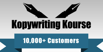 Kopywriting Kourse logo banner