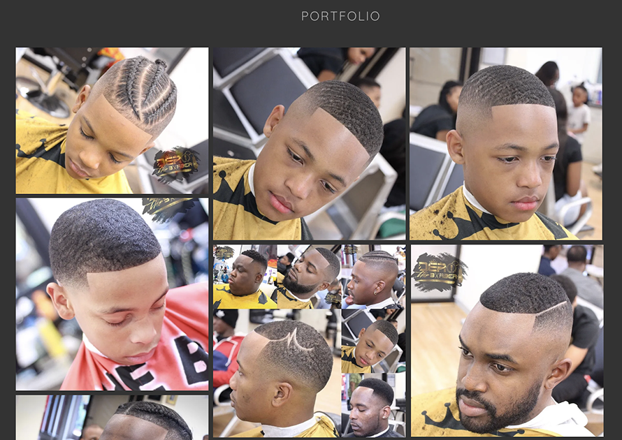 barber shop social proof