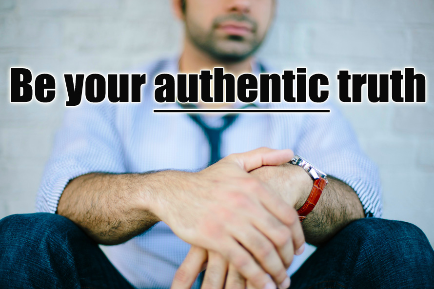 Be Authentic as fuck
