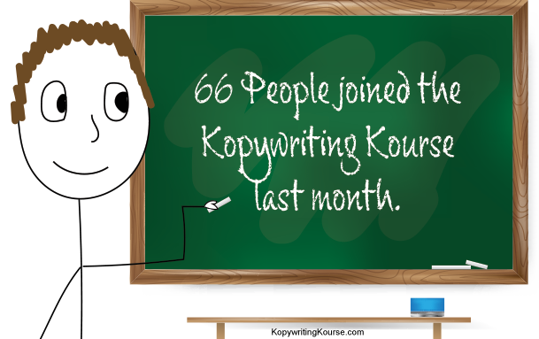 specificity kopywriting kourse
