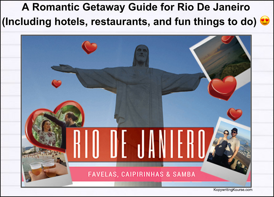 better headline and image travel rio