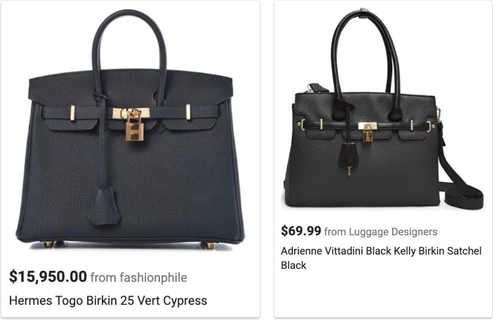 Birkin Bags Real Versus Fake