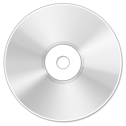 Blank CD Icon