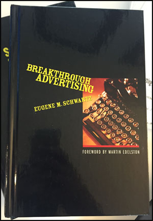 Book Breakthrough Advertising by Eugene Schwartz