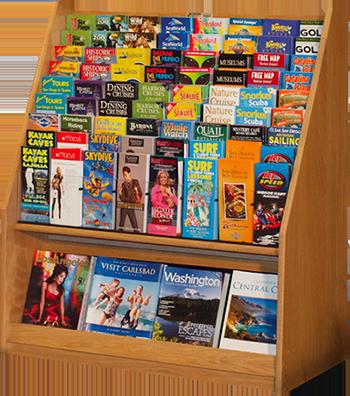 brochure-rack