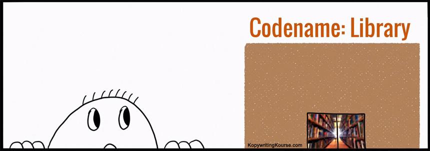 Codename Library Secret