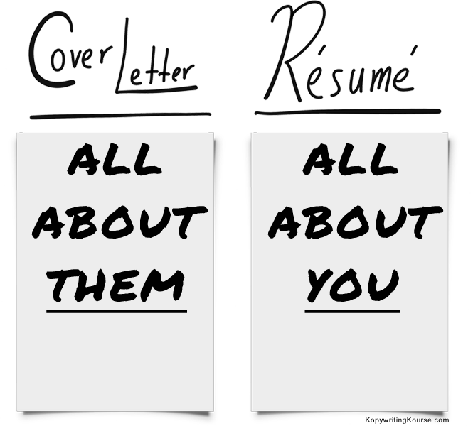 cover letter vs resume - Resume Vs Cover Letter