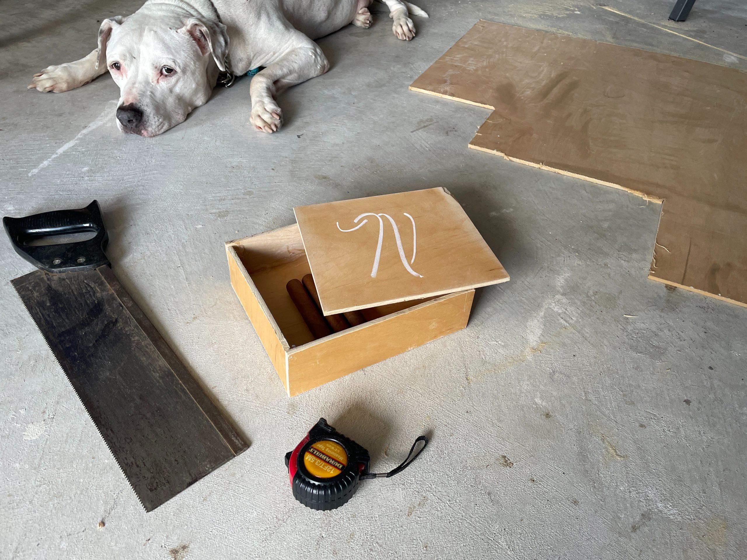cigar box project 1