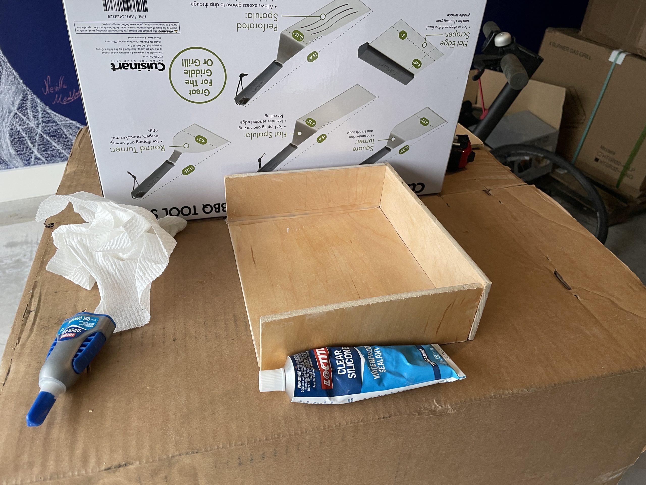 cigar box project 4