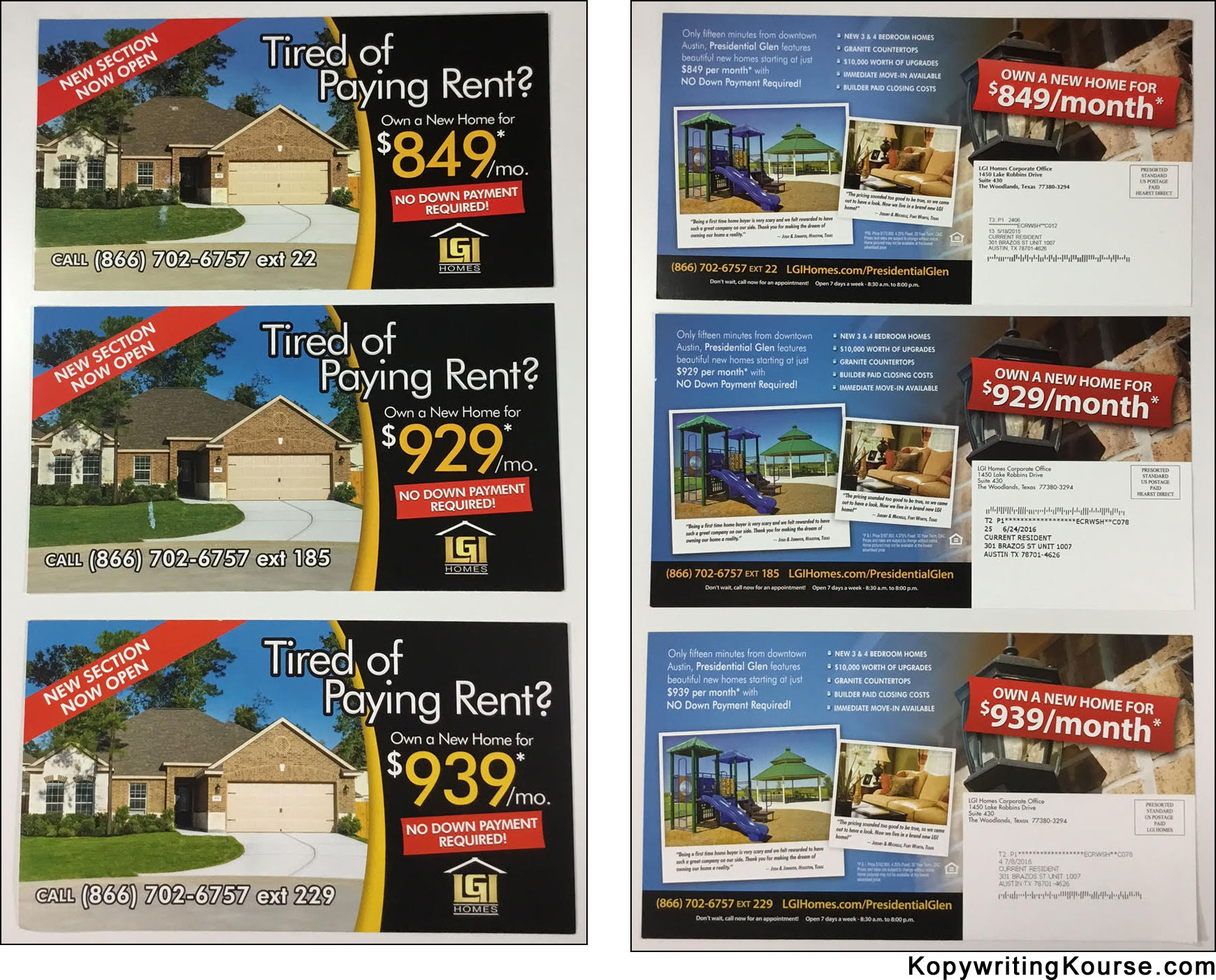 door hanger design real estate. Direct Mail Flyers Door Hanger Design Real Estate