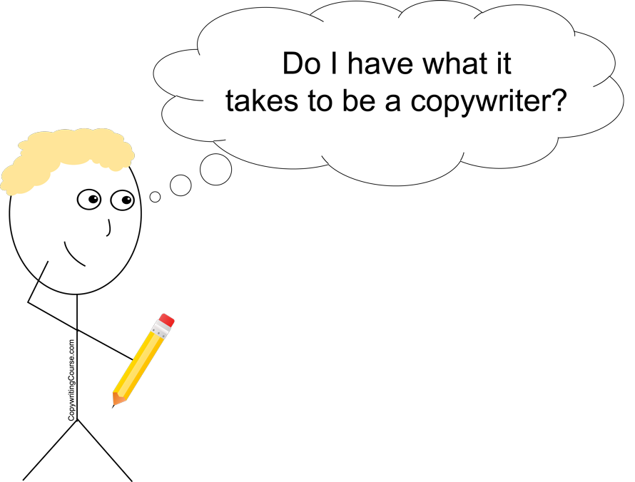 do i have what it takes to be a copywriter