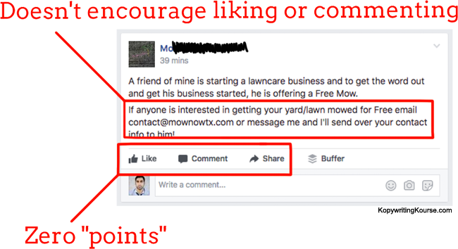 How To Get Your Facebook (or any social network) Posts Seen