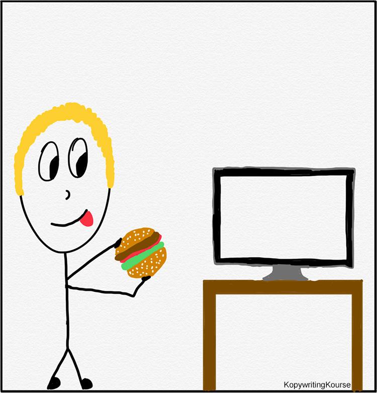Finish Something Eat A Burger
