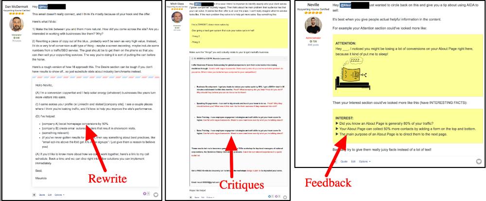 forum rewrites and advice