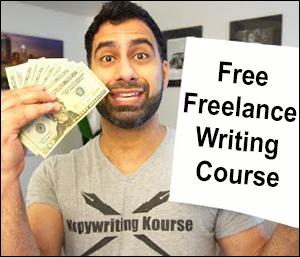Free freelance course