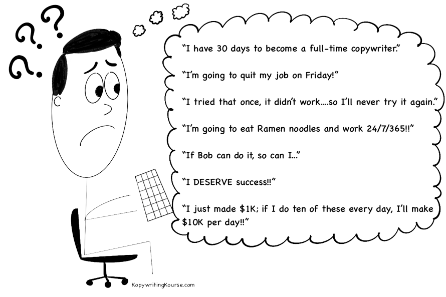 freelancers misconceptions