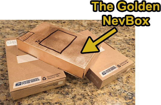 The GOLDEN NevBox