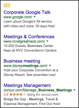 Google Ads practice