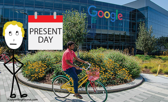 Google Present Day