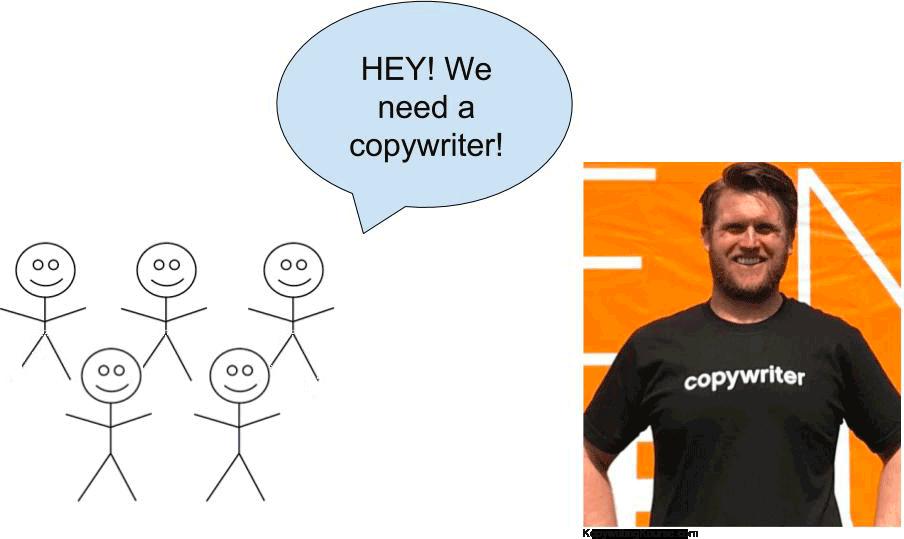hey we need a copywriter shirt gerard