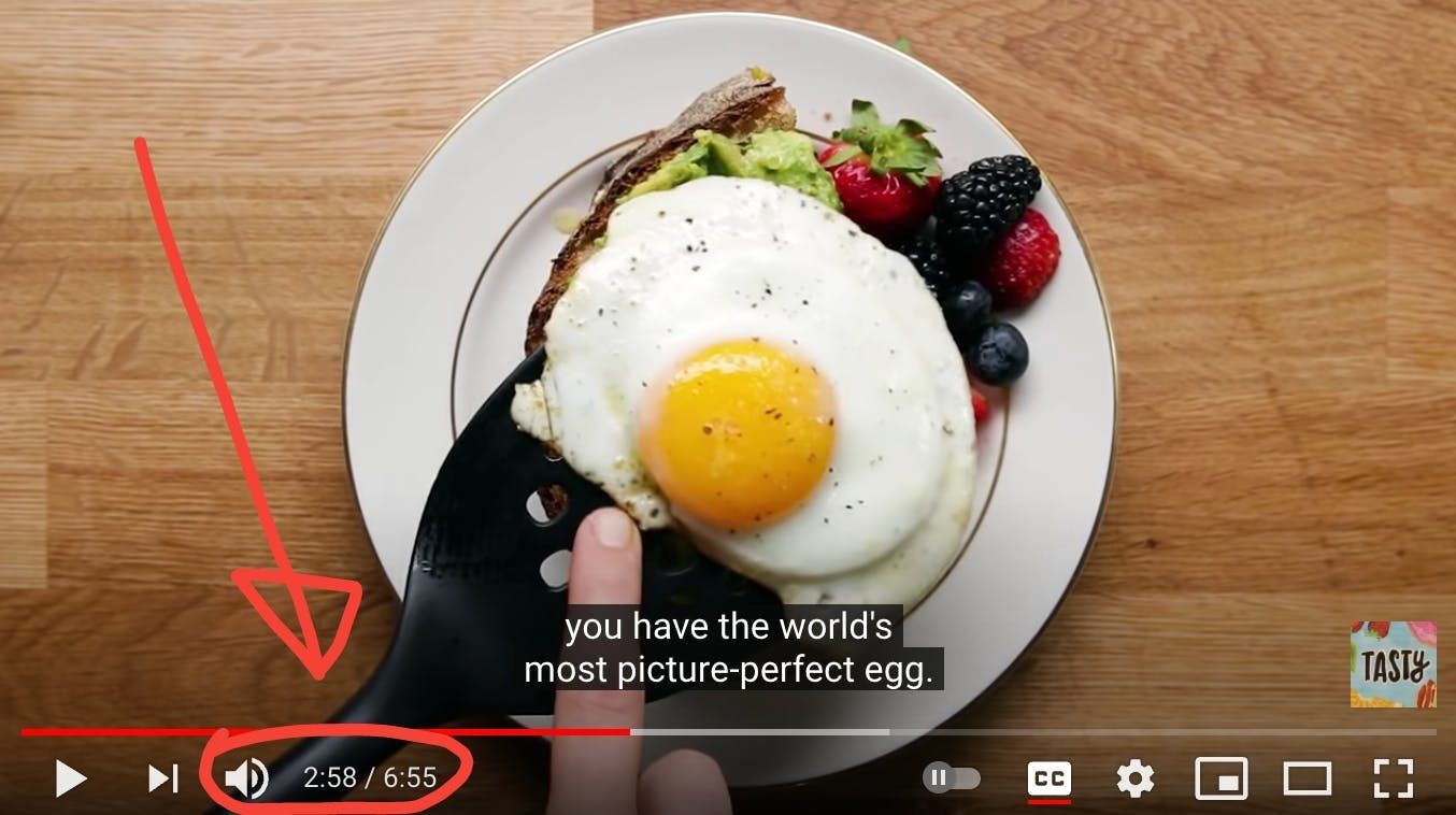how to make eggs 7 minute video