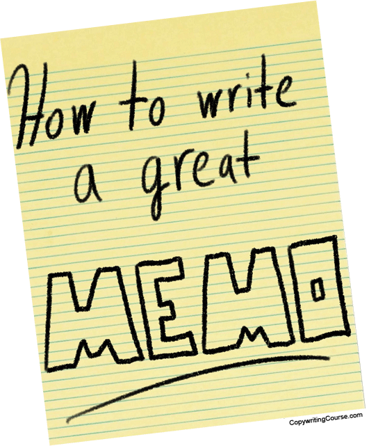 how to write an effective memo Unit 9: writing effective memos and letters 9-3 training might include audience analysis which helps writers to identify the characteristics of their.