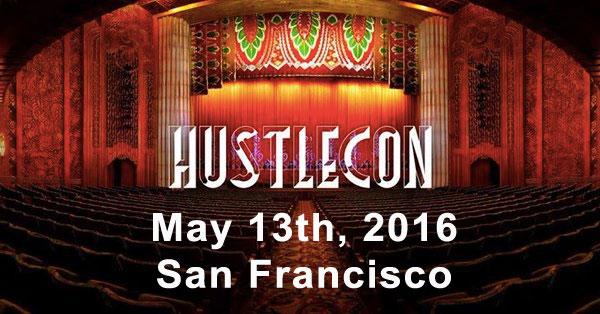 HustleCon 2016