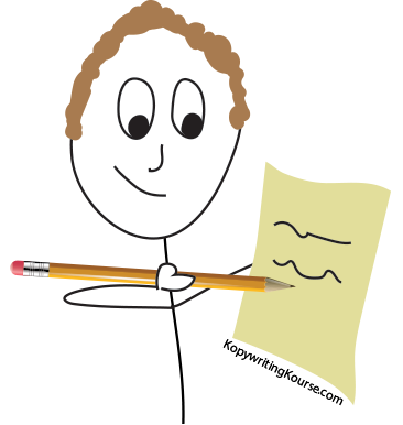 Kopywriting Kourse members write