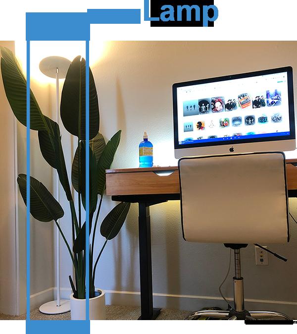 lighting-office lamp brightech