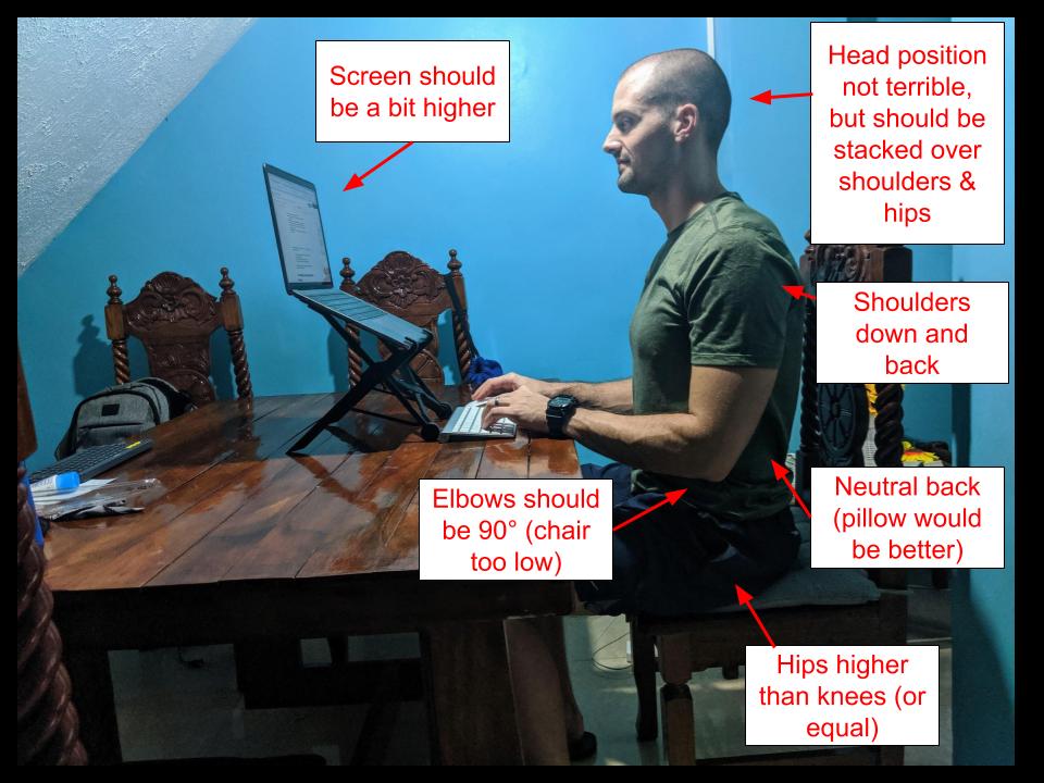 mitch's workspace