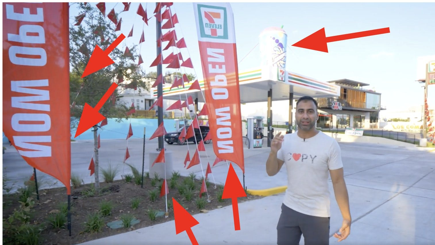 nev in front of 7-11