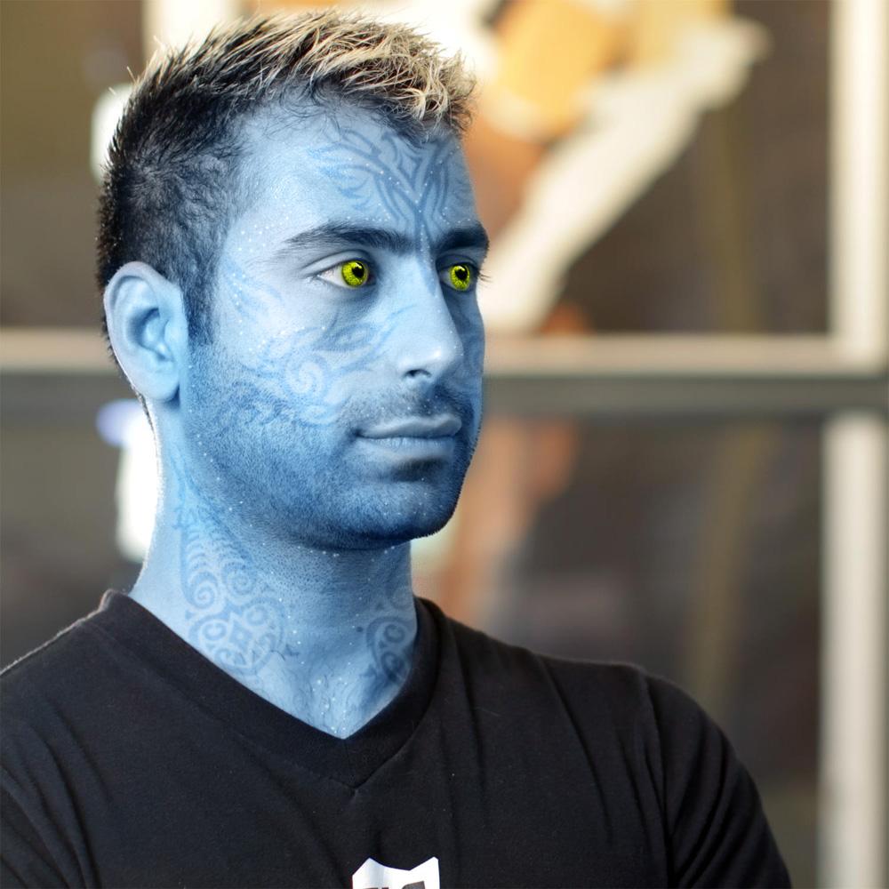 Neville Medhora Avatar Pandora