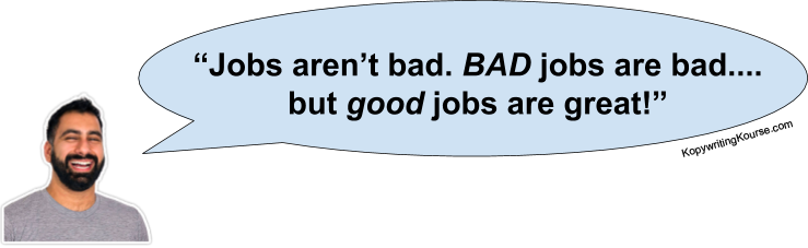 nevs quote about jobs