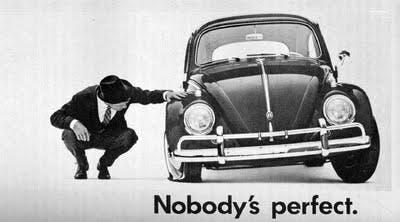 nobodys perfect vw ad