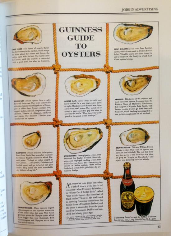David Ogilvy Guinness Advertorial