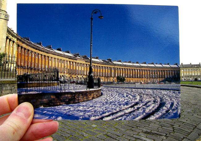 postcard photographs