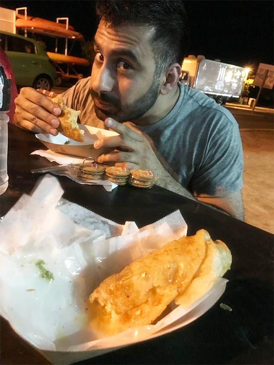 Puerto Rico Street Food