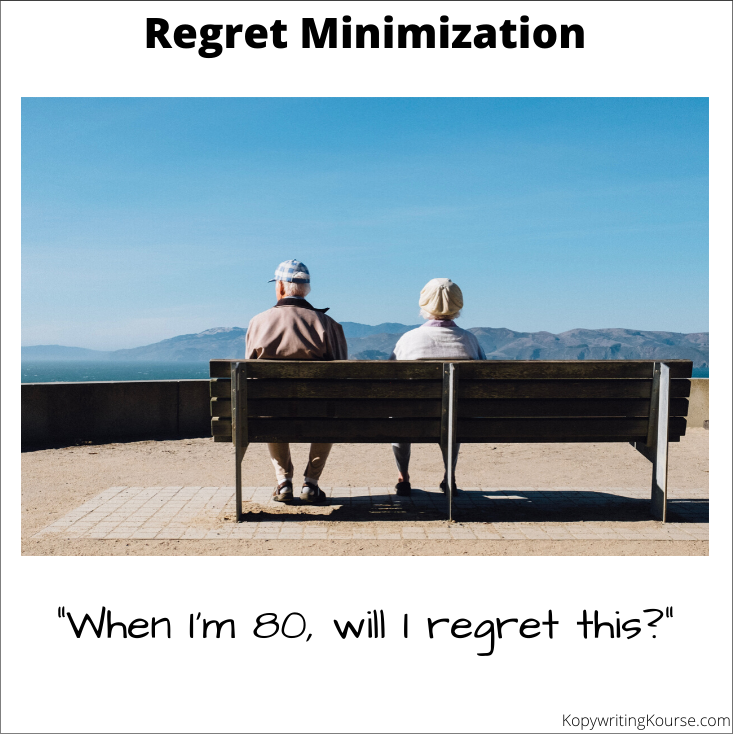 regret minimization