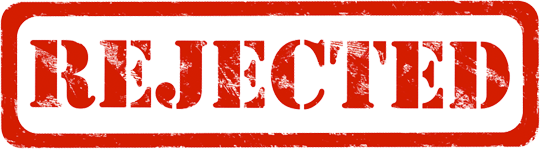 rejected stamp png