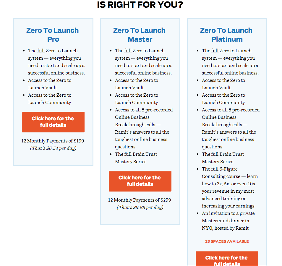sales-page-pricing-ramit